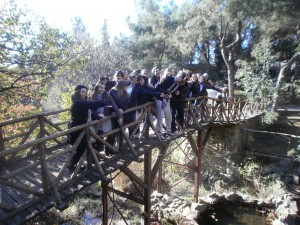 Στο Ζωολογικό Κήπο Θεσσαλονίκης