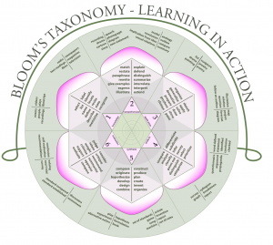 bloom's Taxonomy Rose