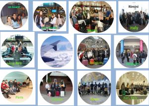 Κινητικότητα μαθητών στο πλαίσιο Ευρωπαϊκών Προγραμμάτων Comenius
