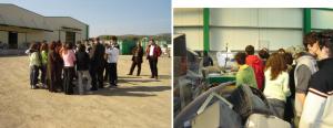 Στο Εργοστάσιο Ανακύκλωσης Ηλεκτρικών και Ηλεκτρονικών Συσκευών στους Αγίους Θεοδώρους