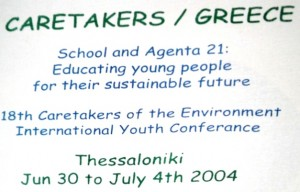 Caretakers-School  Agenta 21