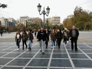 Γ Τάξη Πενθήμερη στη Θεσσαλονίκη – Εξερευνώντας την πόλη