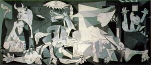 Guernica, Pablo Picasso 1937