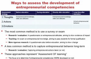 Entrepreneurial Competencies2