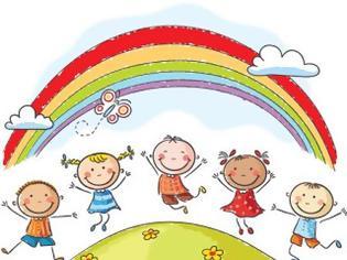 Γιατί θέλουμε… χαρούμενα παιδιά!