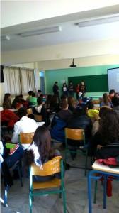 Speech presentations