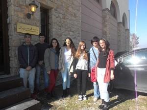 Επίσκεψη στην Οινοποιία Κεχρή
