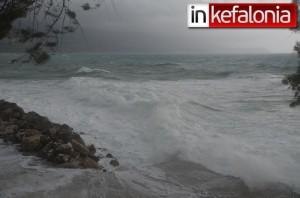 Σκάλα Πεσάδας Κεφαλληνίας (μεσημέρι 1 Νοεμβρίου 2012)