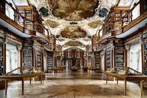 Βιβλιοθήκη Abbey – St. Gall, Ελβετία