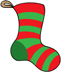 Χριστουγεννιάτικη-κάλτσα