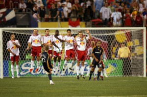 Los Angeles Galaxy v New York Red Bulls