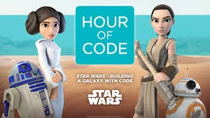 Hour of Code – STAR WARS