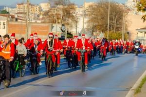 Santa Bike_ποδηλατοβόλτα 2