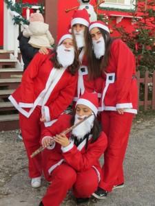 Santa Bike_συναυλία 1