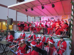 Santa Bike_συναυλία 3