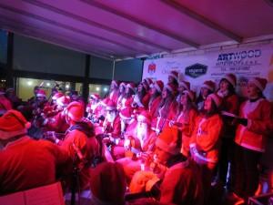 Santa Bike_συναυλία 5
