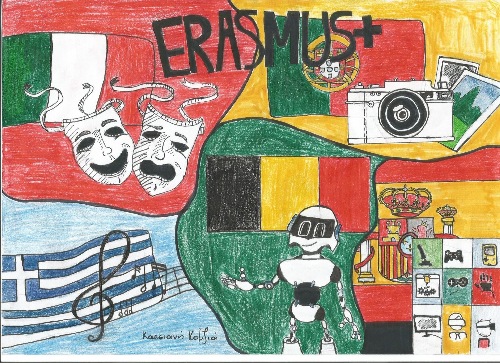 Ιστολόγιο του προγράμματος Erasmus + 2018-2019