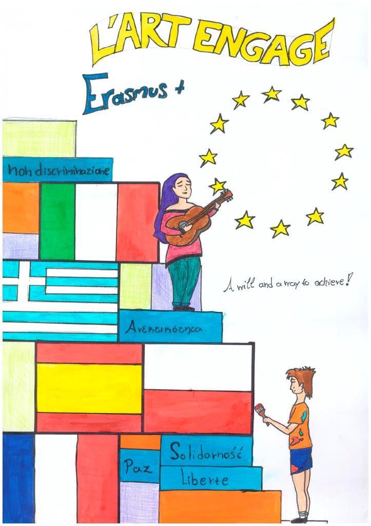 Ιστολόγιο του προγράμματος Erasmus + 2019 -2021