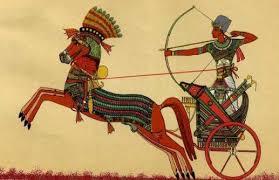 Η τοξοβολία στην αρχαία Αίγυπτο
