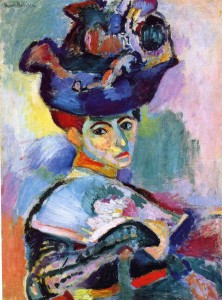 Matisse -woman-with-hat-1905