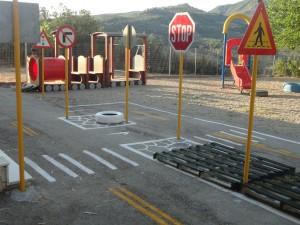 Μίνι Πάρκο Κυκλοφοριακής Αγωγής