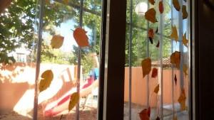 Διακόσμηση των παράθυρων