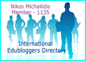Nikos Michailidis @ International Edubloggers Directory