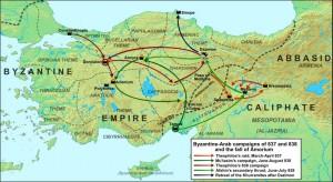 Αμόριο (Άλωση 838μ.Χ.)