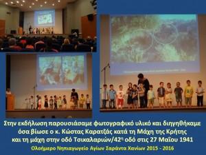 Εκδήλωση Ναυτικού Μουσείου Κρήτης
