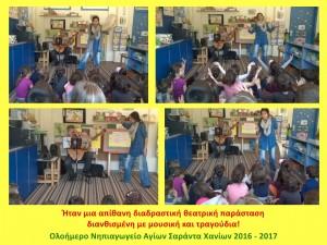 Παγκόσμια Ημέρα Παιδικού Βιβλίου 20175