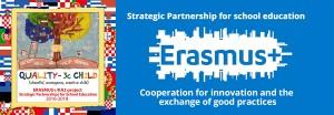 ERASMUS & project logos