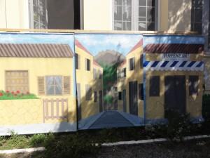 """Το σκηνικό μας : """"Άρωμα παλιάς γειτονιάς"""""""