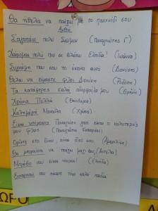 Η δοκιμή μας να χρησιμοποιήσουμε τις καραμελένιες λέξεις