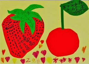 Χαρτοκοπτική, χαρτοκολλητική, προγραφή, ζωγραφική, κολλάζ επίπεδο.