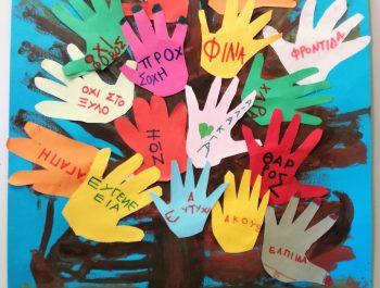 Δράση ενάντια στην Ενδοσχολική Βία και Εκφοβισμό