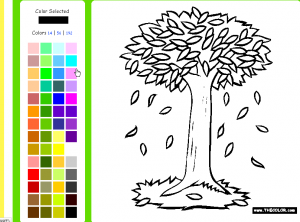 Falling Leaves Online Coloring Page - Mozilla Firefox_2013-09-17_23-18-46