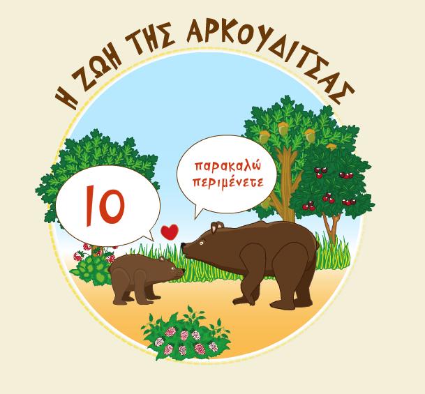 Η ζωή της Αρκούδας