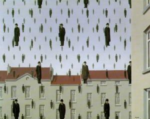magritte Giaconda 1953β