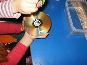 Μπορέσαμε ...ρίχνοντας φως πάνω σ` ένα cd!