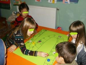 Δημιουργήσαμε και παίξαμε το επιτραπέζιο της φιλαναγνωσίας