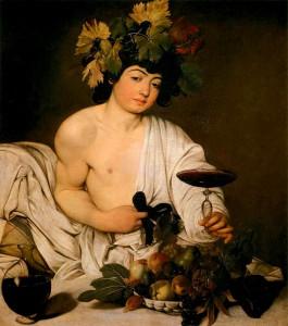 .Bacchus-Caravaggio