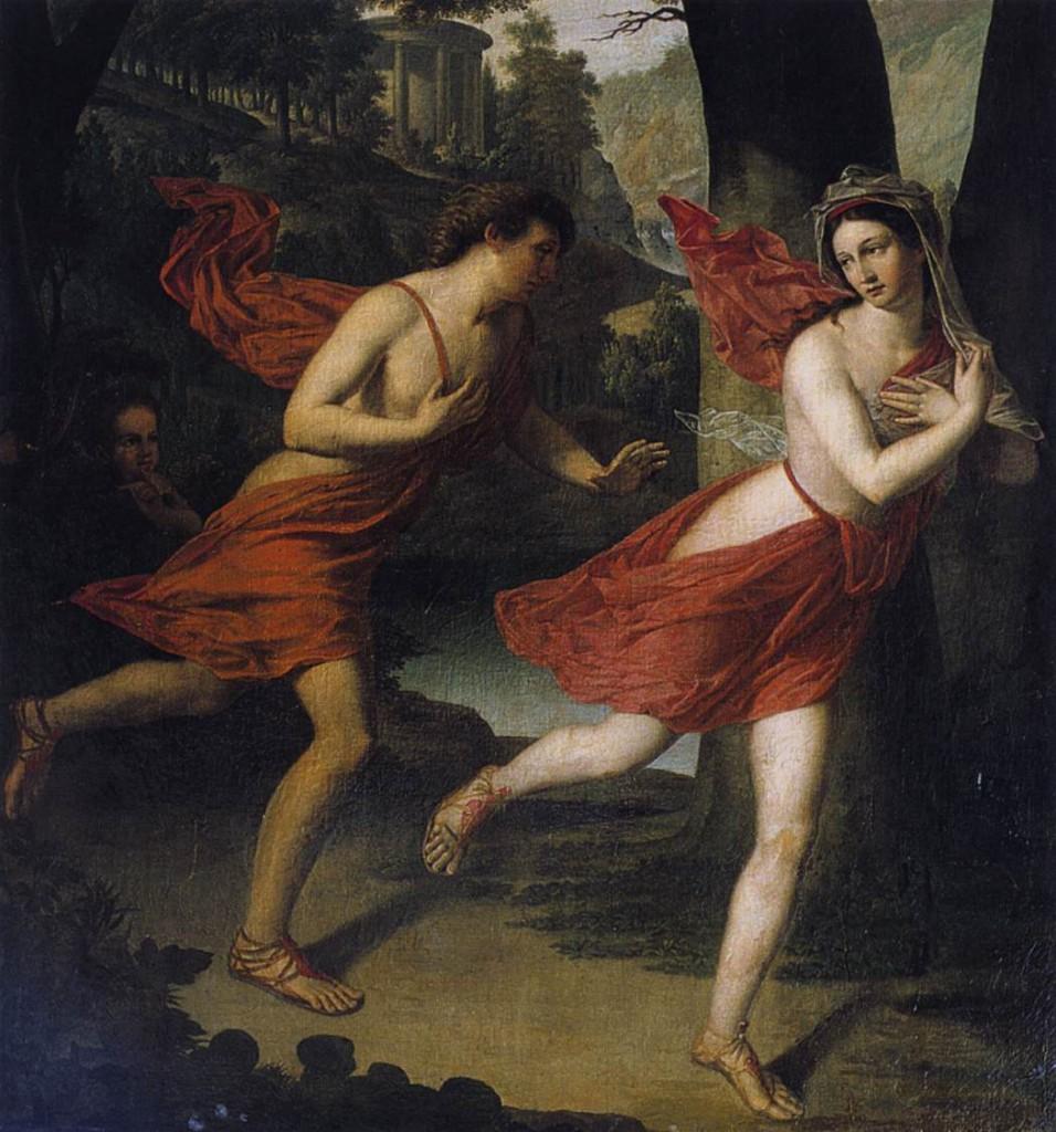 Δάφνη και Απόλλωνας 02