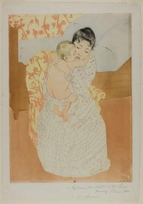 Γεώργιος Ιακωβίδης, «Μητρική Στοργή», 1889 [Ιδιωτική Συλλογή]