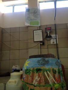 Το βαρέλι τοποθετήθηκε και όποιος θέλει μπορεί να βάλει λαδάκι για τον καλό μας Σκοπό!