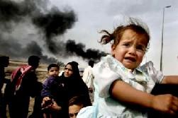 Πρόσφυγες από το Ιράκ.