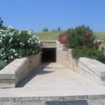 εισοδος μουσειου Βεργινας