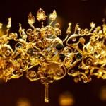 χρυσό στεφάνι Βεργίνας