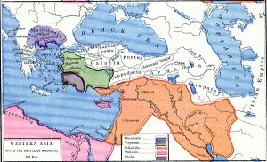 After the battle of Magnesia