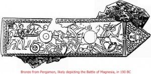 Bronze from Pergamon