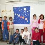 Sputnik's 50 years anniversary Επέτειος για τα 50 χρόνια του Sputnik